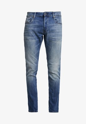 3301 SLIM - Jeansy Slim Fit - elto superstretch/vintage medium aged