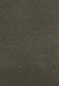 Guess - TANYA BOAT NECK - Jumper - asphalt grey - 5