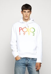 Polo Ralph Lauren - MAGIC - Sweat à capuche - white - 0
