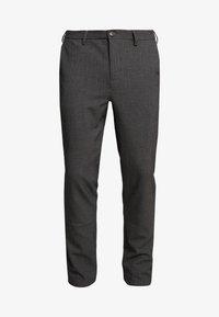 We are Cph - JANZIK  - Trousers - dark grey / melange - 4