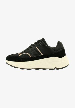 R1300 NYL MET - Sneakers laag - black