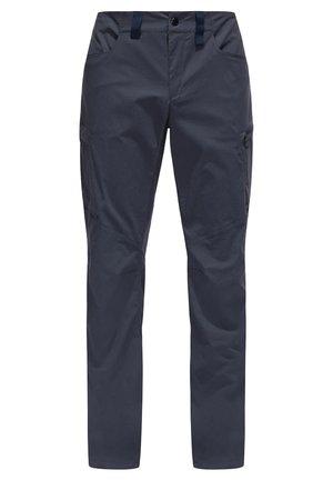 MID FJELL PANT - Trousers - dense blue