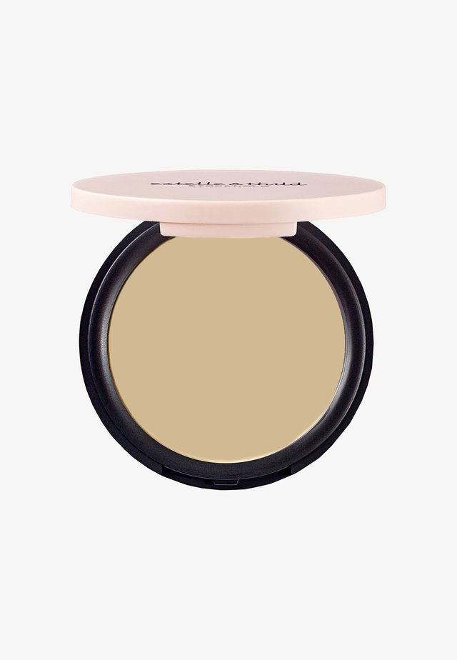 BIOMINERAL SILKY FINISHING POWDER 10G - Puder - 122 light yellow
