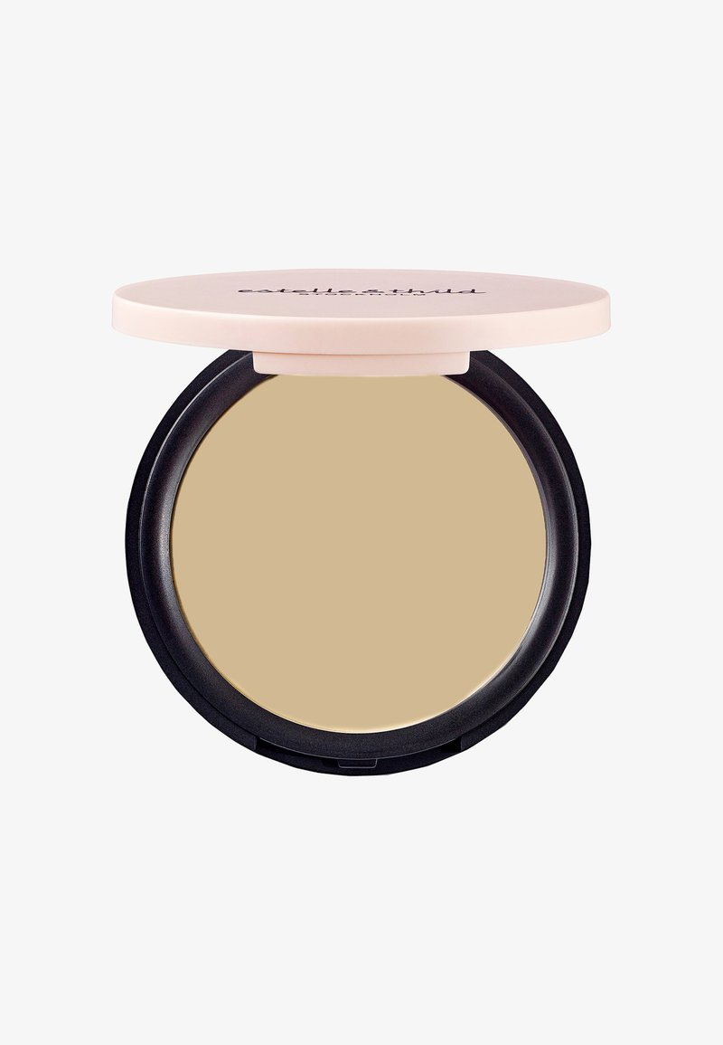 Estelle & Thild - BIOMINERAL SILKY FINISHING POWDER 10G - Puder - 122 light yellow