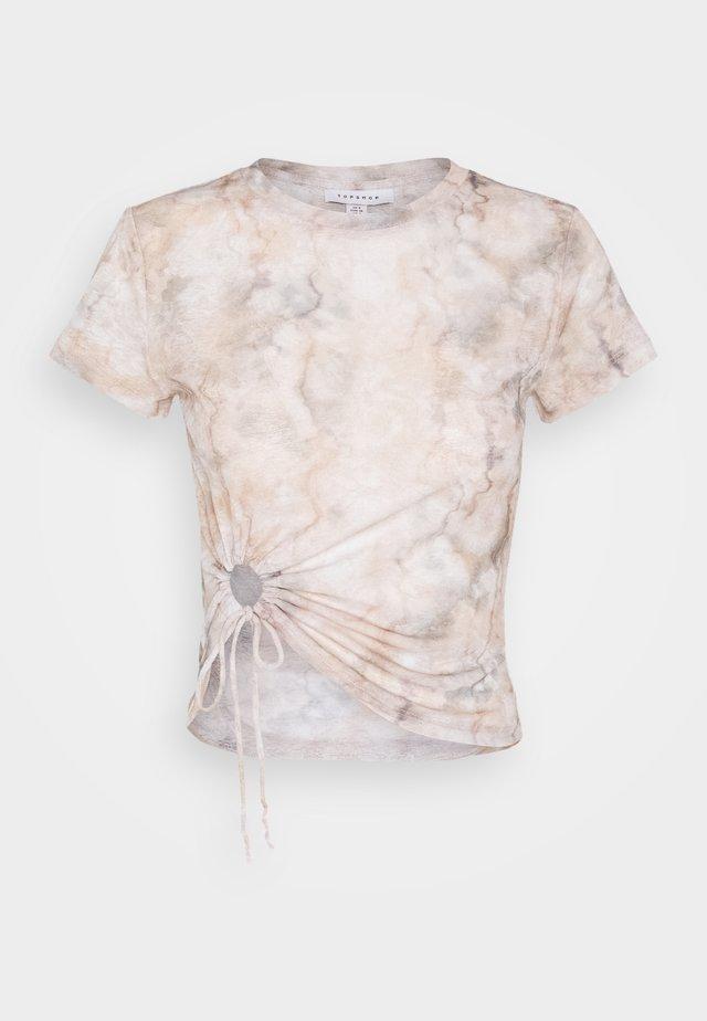 BATIK  - T-shirts print - white