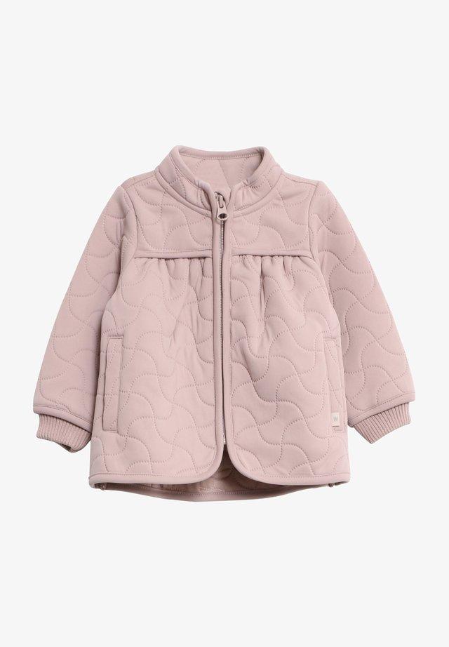 THILDE - Winter jacket - dark powder