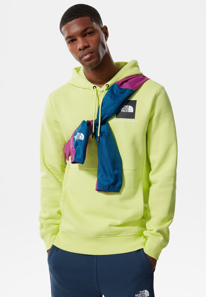 The North Face - Luvtröja - exotic green