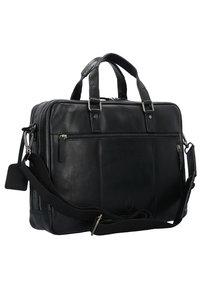 Leonhard Heyden - ROMA - Briefcase - black - 1