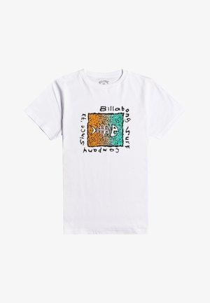 MONDO - Camiseta estampada - white