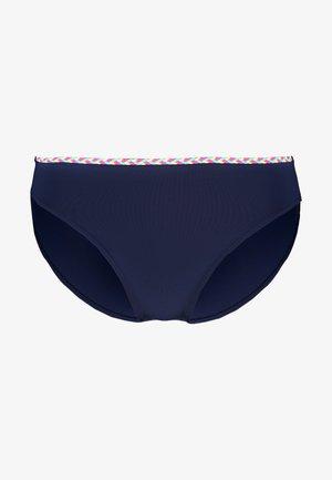 HYDE BEACH ECOM CLASSIC BRIEF - Bikini bottoms - navy