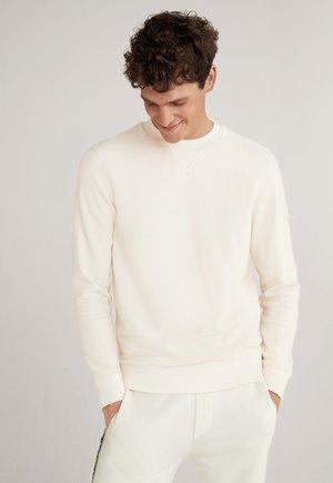 ARTHUR - Sweatshirt - ecru