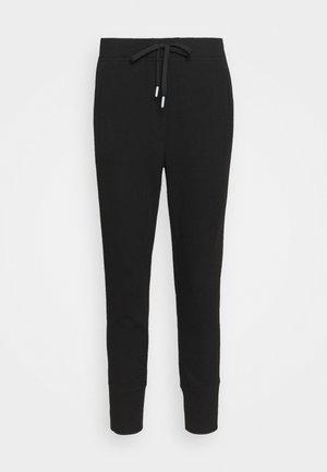 EDIGNA COZY - Teplákové kalhoty - black