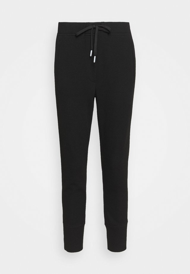 EDIGNA COZY - Pantalon de survêtement - black