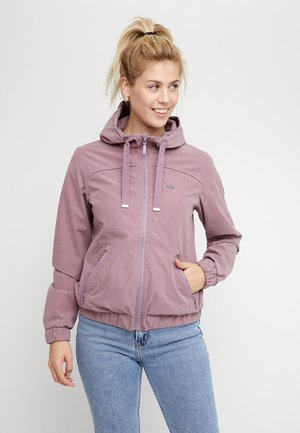 Light jacket - lilac