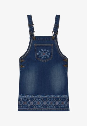 DURANGO - Denim dress - blue