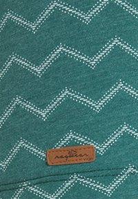 Ragwear - CHEVRON - Print T-shirt - dark green - 2
