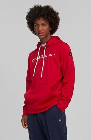 RUTILE  - Fleece jumper - red
