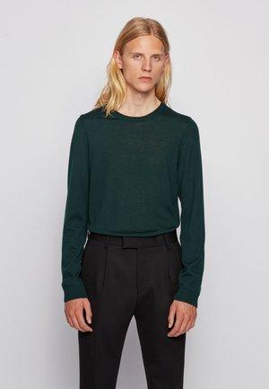 LENO - Jumper - open green