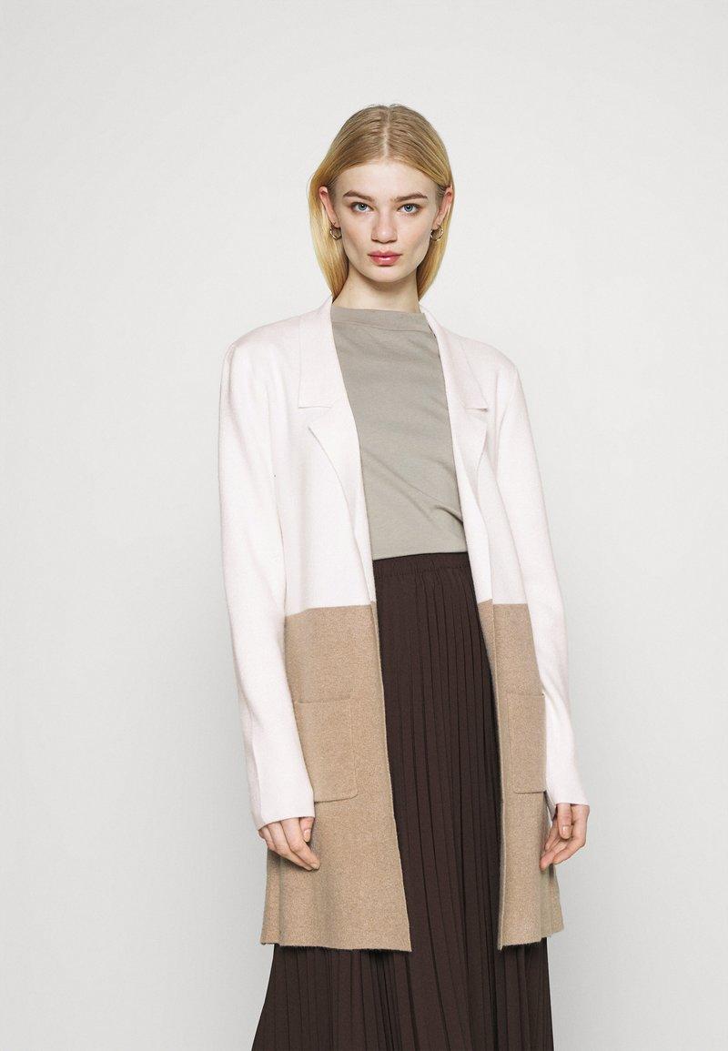 Morgan - MIRABEL - Cardigan - ivoire/beige