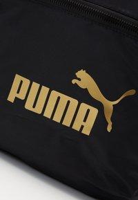 Puma - CORE SEASONAL DAYPACK - Rucksack - black solid - 3