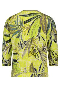 Betty Barclay - Long sleeved top - green/yellow - 4