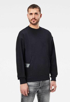 STITCH - Sweater - dk black