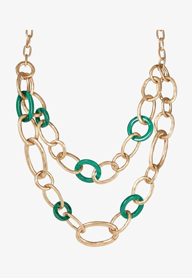 LAURA - Necklace - green
