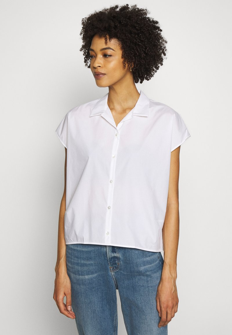 van Laack - AILINE - Button-down blouse - weiss
