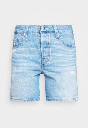 501® SHORT LONG - Jeansshorts - montgomery mended