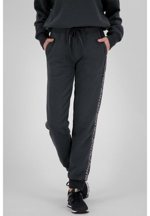 MONA - Tracksuit bottoms - moonless
