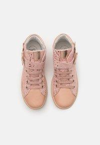 Primigi - Zapatillas altas - cipria/rosa - 3