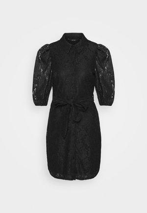 VMBONNA DRESS - Skjortekjole - black