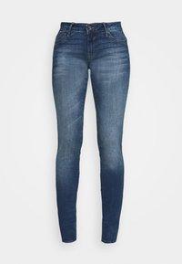 Mavi - LINDY - Slim fit jeans - dark brushed glam - 6