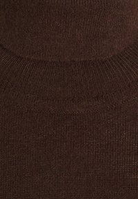 Object Tall - OBJTHESS ROLLNECK  - Jumper - chicory coffee/melange - 2