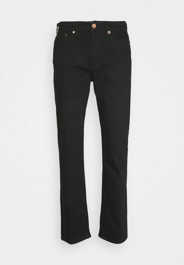 RORY  - Straight leg jeans - true black