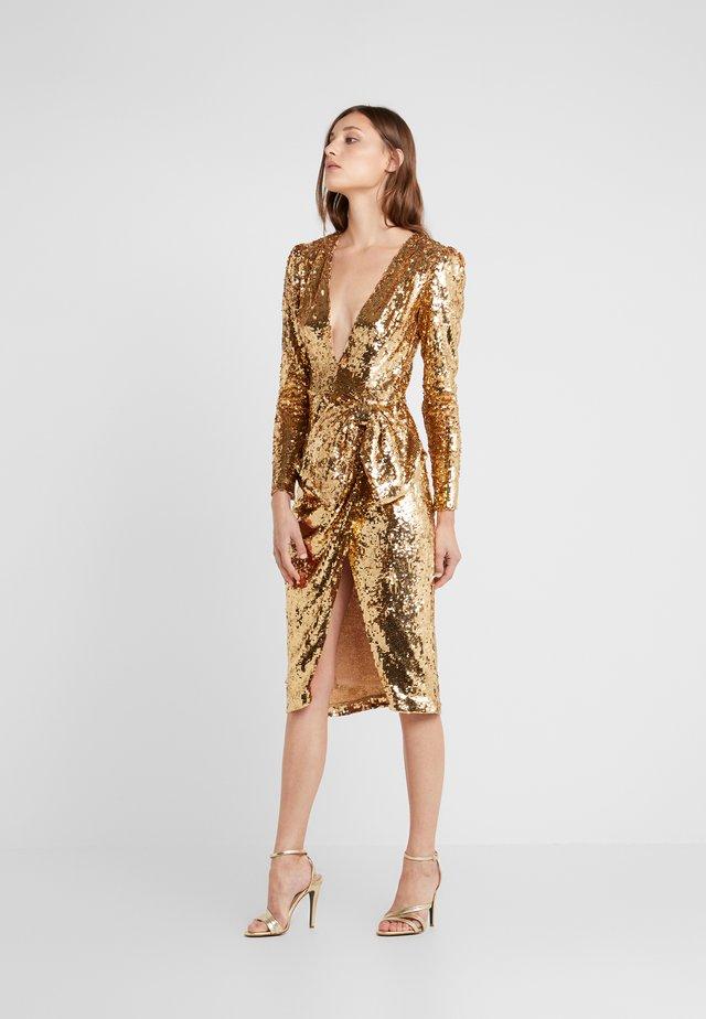 Vestido de cóctel - light gold