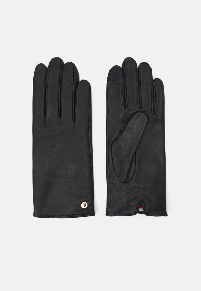Tommy Hilfiger - GLOVES - Gloves - blue
