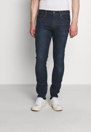 Jeansy Skinny Fit - worn dark