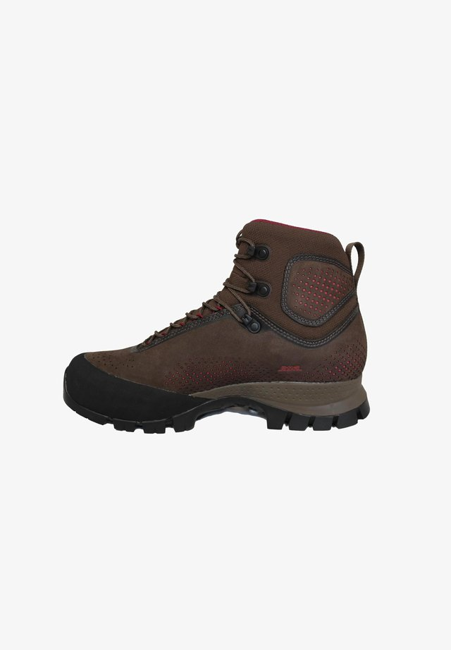 FORGE GTX  - Hiking shoes - dark deserto - rich bacca