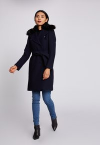 Morgan - Classic coat - dark blue - 1