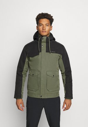 MENS MANUKAU JACKET - Winter jacket - cedar wood