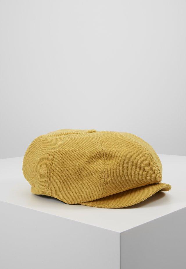 BROOD SNAP CAP - Beanie - sunset yellow