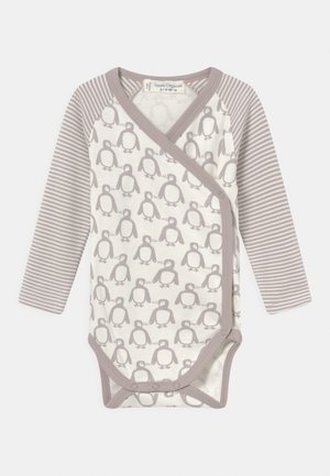 YGON BABY WRAP - Body - taupe