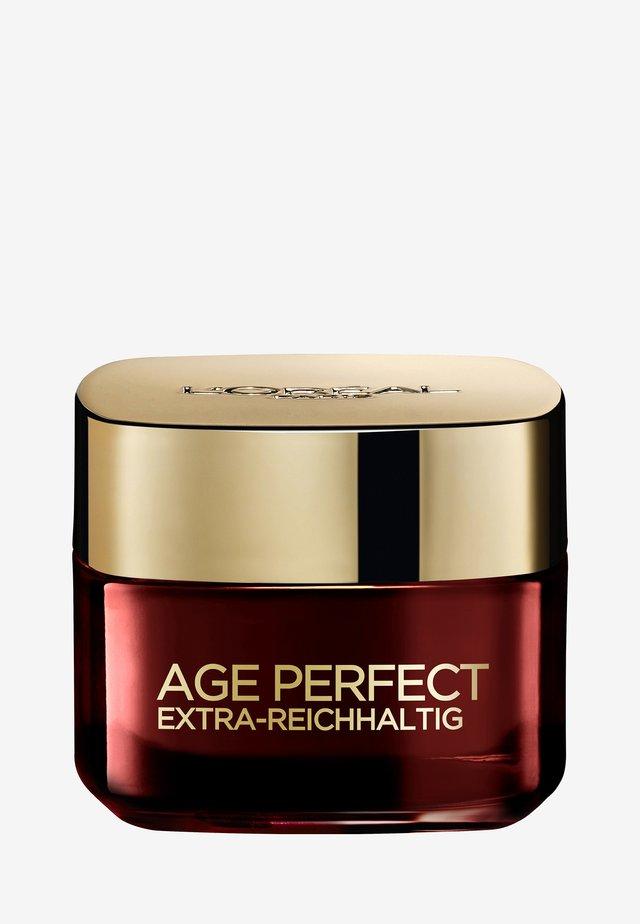 AAGE PERFECT EXTRA-RICH MANUKA DAY CREAM 50ML - Dagcreme - -