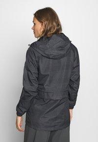 Regatta - BARBO - Waterproof jacket - lead grey - 2
