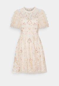 Needle & Thread - ISADORA MINI DRESS - Koktejlové šaty/ šaty na párty - champagne - 0