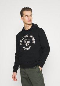 Schott - MOUNTAIN - Sweatshirt - black - 0