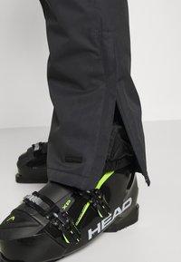 Icepeak - COLMAN - Snow pants - anthracite - 4
