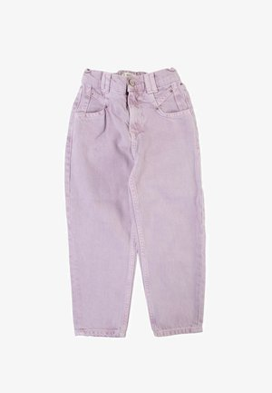 Relaxed fit jeans - rose