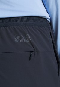 Jack Wolfskin - SHORTS - Outdoor trousers - night blue - 4
